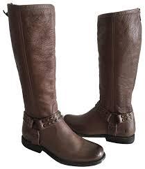light brown boots womens frye light brown womens phillip studded harness tal boots booties