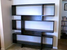 White Contemporary Bookcase by Furniture Interesting Modern Bookcase For Home Furniture Design