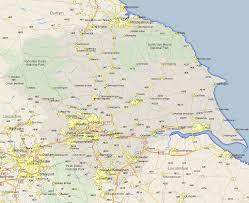 map uk harrogate harrogate map and road maps of uk