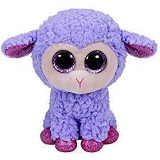 amazon ty beanie boos babs lamb toys u0026 games