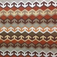 Upholstery Fabric Southwestern Pattern Valdez Sunkissed Woven Southwestern Design Upholstery Fabric By