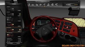 volvo truck configurator mercedes benz gelandewagen interior 1 25 x euro truck