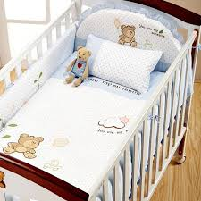 Nursery Cot Bed Sets by Oter Lovely Baby Crib Nursery Bedding Set 10 Pcs Baby Cot Bed Set