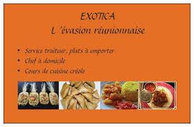 cuisiner a domicile exotica l évasion réunionnaise
