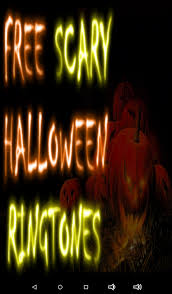 free scary halloween ringtones android apps google play
