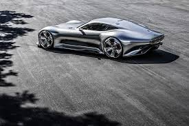 mercedes gran turismo mercedes amg vision gt concept car for gran turismo