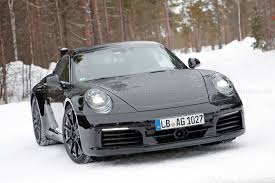 old porsche spoiler the anti revolution porsche continues to evolve new 911 due in