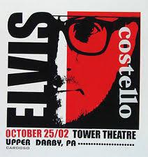 Elvis Costello Imperial Bedroom Elvis Costello Poster Ebay