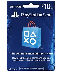 psn gift card 10 us email delivery mygiftcardsupply