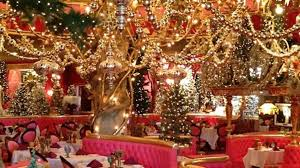 holiday time over madonna inn nbc southern california