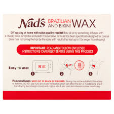 nad u0027s brazilian and wax 4 9 oz walmart com