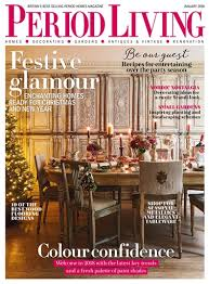 period homes interiors magazine period living magazine january 2018 subscriptions pocketmags