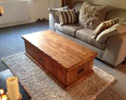 Chest Coffee Table Wildwood Furniture By Wildwoodfurniture On Etsy