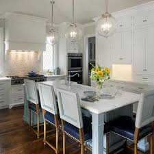 Kitchen Island With Attached Table Dining Table Next To Kitchen Island Design Ideas