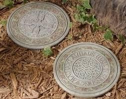 Celtic Garden Decor Decorative Garden Stepping Stones Sale Design Ideas U0026 Decors