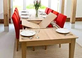 Large Dining Room Table Seats 12 Attractive Dining Table Seats 12 Extendable Large Square In
