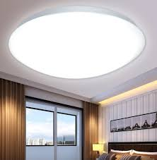 Wall Mount Bedroom Light Fixtures 18w Led Flush Mounted Ceiling Light Fixtures Living Bedroomwall Lamp