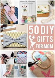 mothers gift ideas diy gifts and wrap 50 diy s day gift ideas on
