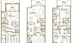 luxury townhouse floor plans oriana sea building plans online