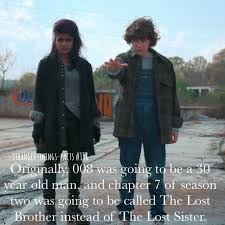 Lost Memes Tv - feel free to submit facts you found stranger things baby