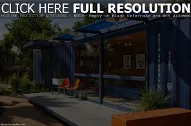 backyards most beautiful houses made from shipping containers