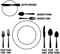 how to set a table with silverware 57 setting a table with silverware silverware flatware set table