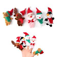 amazon com finger puppets finger toys danibos 5pcs finger puppet