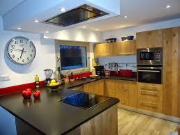 coffrage cuisine michel le coz agencement décoration cuisine moderne bois