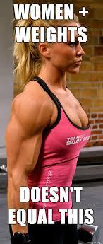 Muscle Woman Meme - sensible fitness information album on imgur