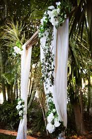 wedding arches south wales enchanted forest wedding twilight ceremony