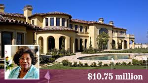 Calabasas Ca Celebrity Homes by Details Emerge About Home Bought For Michael Jackson U0027s Mom Kids