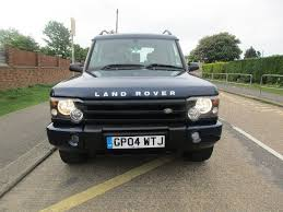 2004 landrover discovery td5 7 seater leather tow bar in