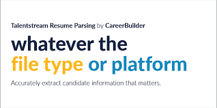 resume parser what is a resume parser and which is the best one to invest