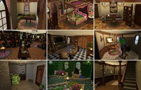 Legend Of Zelda Bedroom Mod The Sims Zelda Castle Inspired By Ocarina Of Time
