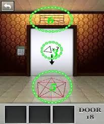how to solve level 15 on 100 doors and rooms horror escape 100 locked doors level 16 17 18