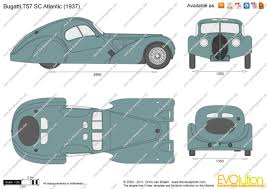 bugatti type 57sc atlantic the blueprints com vector requests bugatti type 57sc atlantic