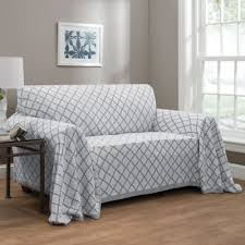 Loveseat Throw Cover Buy Reversible Furniture Covers From Bed Bath U0026 Beyond