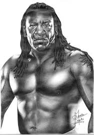 booker t pencil drawing by chirantha wwe pinterest pencil