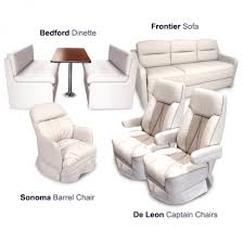Rv Couches And Chairs De Leon Ii Rv Furniture Package Rv Seating Shop4seats Com