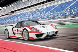 porsche supercar 918 porsche 918 spyder weissach package review auto express