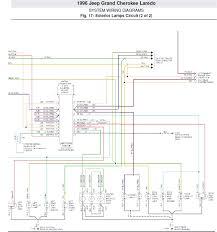 jeep wrangler radio wiring diagram carlplant