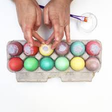 diy easter smash eggs the bay club blog