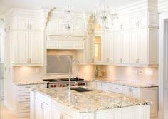 White Granite Kitchen Countertops by 15 Best Pictures Of White Kitchens With Granite Countertops Http