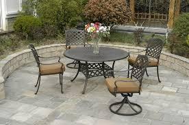 42 Patio Table Berkshire By Hanamint Luxury Cast Aluminum Patio Furniture 42