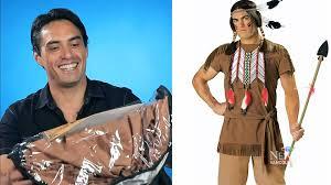 Skimpy Male Halloween Costumes Advocates Urge Party Goers Avoid U0027racist U0027 Nations