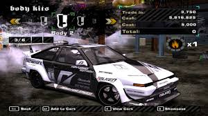 wanted toyota corolla toyota corolla ae86 gts team need for speed by turbo90 turbo90