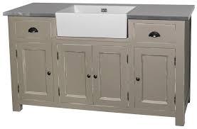 meuble cuisine avec évier intégré meuble de cuisine avec évier intégré 4 portes et 2 tiroirs le