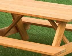 menards picnic table