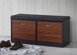 Entryway Cabinets Furniture Baxton Shoe Cabinet With Sufficient Space To