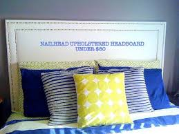 Nailhead Upholstered Headboard 21 Best Upholstered Headboard Diy Images On Pinterest Bedroom